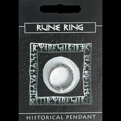 Pewter Rune Ring