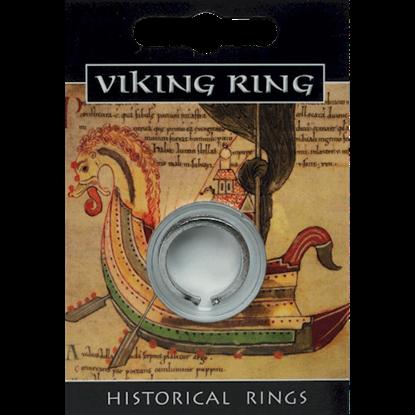 Pewter Viking Ring