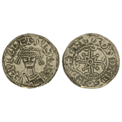 William I Penny Replica Coins