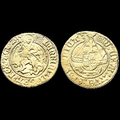 Henry VIII Half Angel Replica Coins