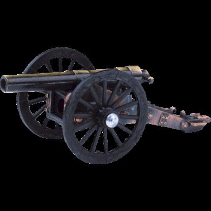 Large Cannon Pencil Sharpener