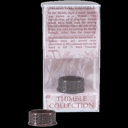 Medieval Thimble