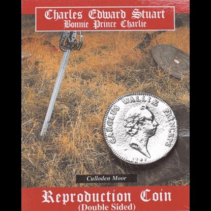 Charles Edward Stuart Replica Coin Pack