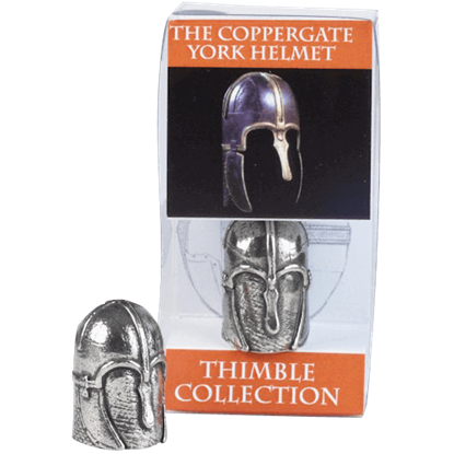 Viking Coppergate Thimble