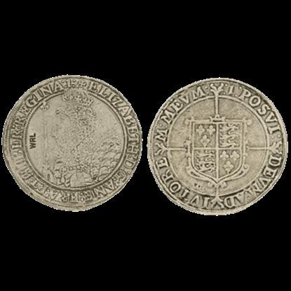 Elizabeth I Crown Replica Coins