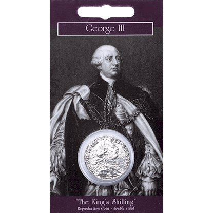 George III Replica Coin Pack