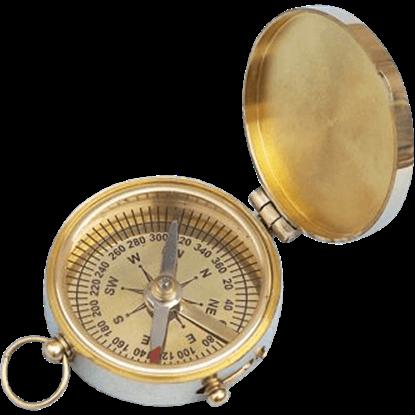 Brass Magellan Compass