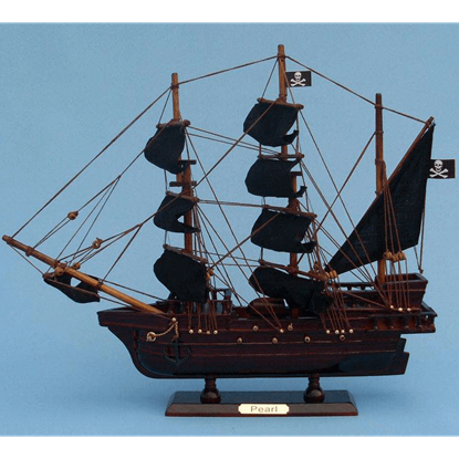 Englands Pearl Model Ship