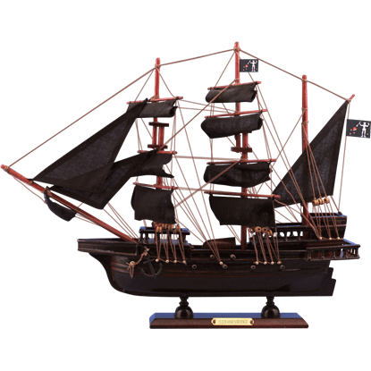 Blackbeards Queen Annes Revenge Model Ship
