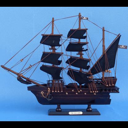 Calico Jacks The William Model Ship