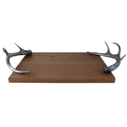 Antler Cheese Tray