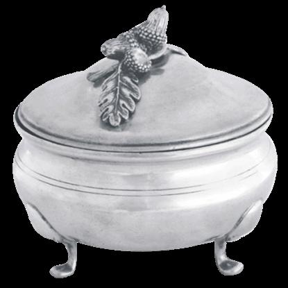 Acorn and Oak Leaf Sauce Bowl