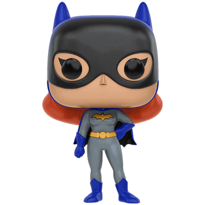 Batman The Animated Series Batgirl POP Figure