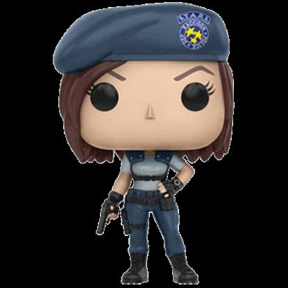 Resident Evil Jill Valentine POP Figure