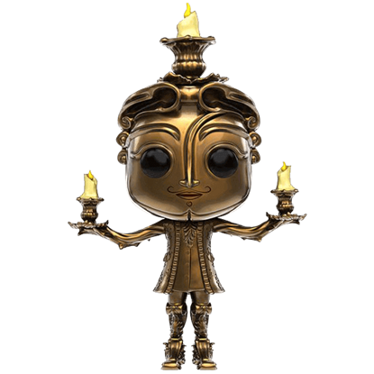 Beauty and the Beast Lumiere POP Figure