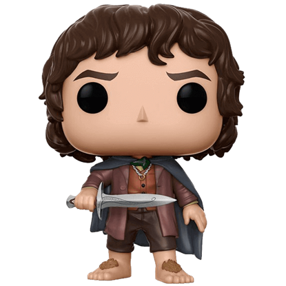 LOTR Frodo Baggins POP Figure