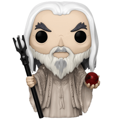 LOTR Saruman POP Figure