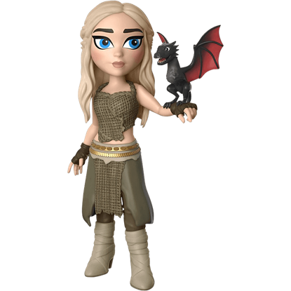 Daenerys Targaryen Rock Candy Figure