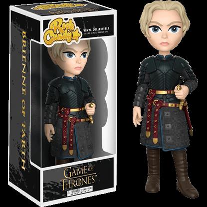 Brienne of Tarth Rock Candy Figure