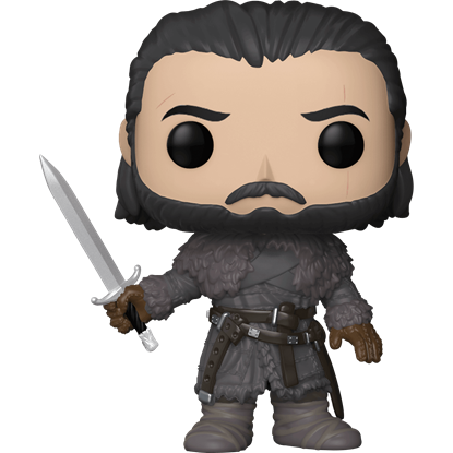 Beyond the Wall Jon Snow POP Figure