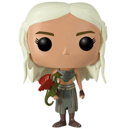 Game of Thrones Daenerys Targaryen POP Figure