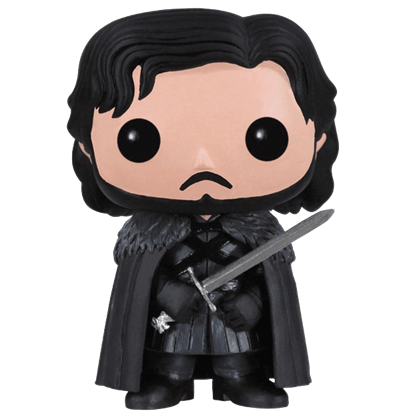 Game of Thrones Jon Snow POP Figure