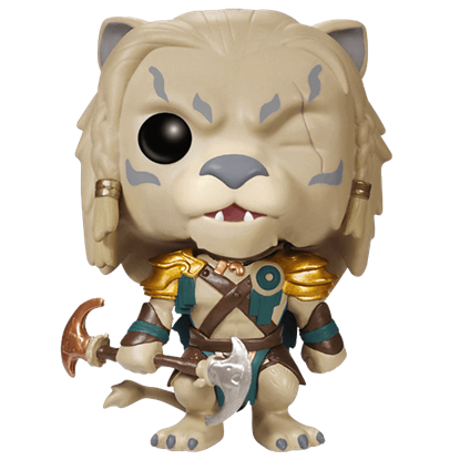 Magic the Gathering Ajani Goldmane POP Figure