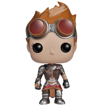 Magic the Gathering Chandra Nalaar POP Figure