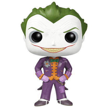 Arkham Asylum Joker POP Figure