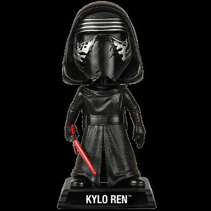 Star Wars Hooded Kylo Ren Wacky Wobbler