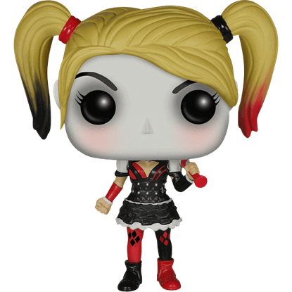 Arkham Knight Harley Quinn POP Figure