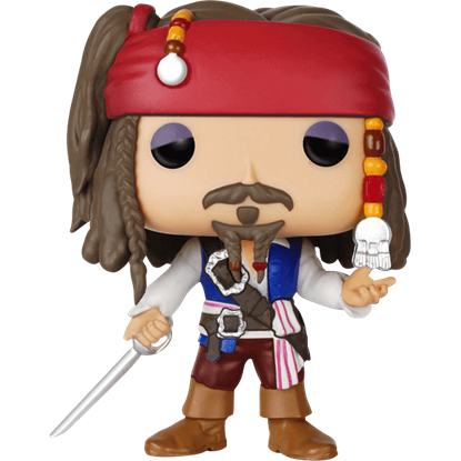Disney Jack Sparrow POP Figure