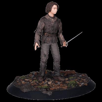 Game of Thrones Arya Stark Statue