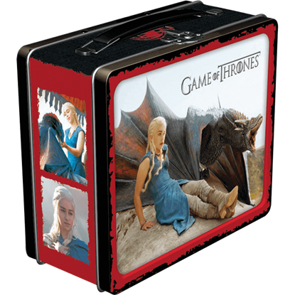 Daenerys Targaryen Lunchbox