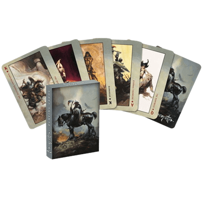 Death Dealer Playing Cards