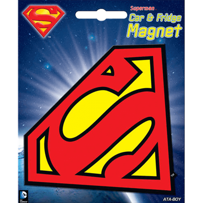 Superman Logo Magnet
