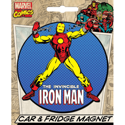 Invincible Iron Man Magnet