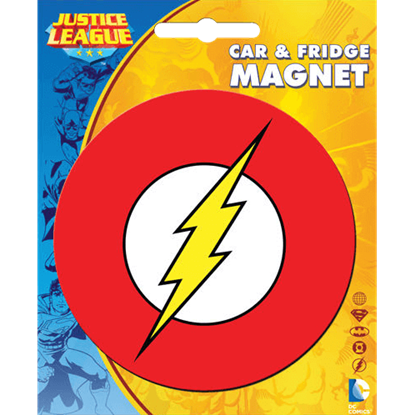DC Comics the Flash Logo Magnet