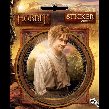 Bilbo Baggins of The Shire Sticker