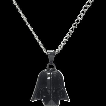 Darth Vader Mask Necklace