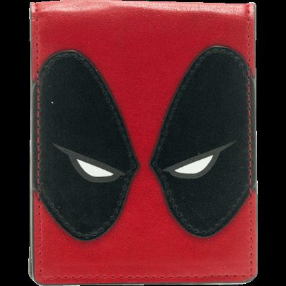 Deadpool Mask Bi-Fold Wallet