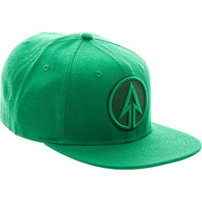 Arrow Logo Snapback Hat
