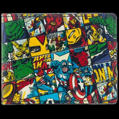 Marvel All Over Print Bi-Fold Wallet