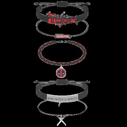 Deadpool Arm Party Bracelets