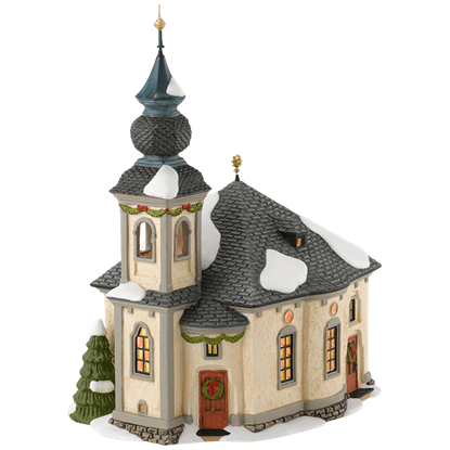 Ave Maria Chapel - Alpine Village by Department 56