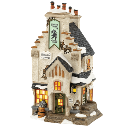 Hampshire Sweeps - Dickens Village by Department 56