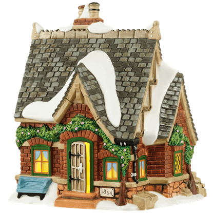 Olde Vine Cottage - Dickens Village by Department 56