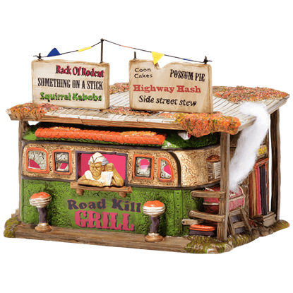 Roadkill Grill - Halloween Village by Department 56