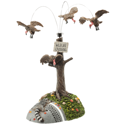 Buzzard Delight - Halloween Village Accessories by Department 56