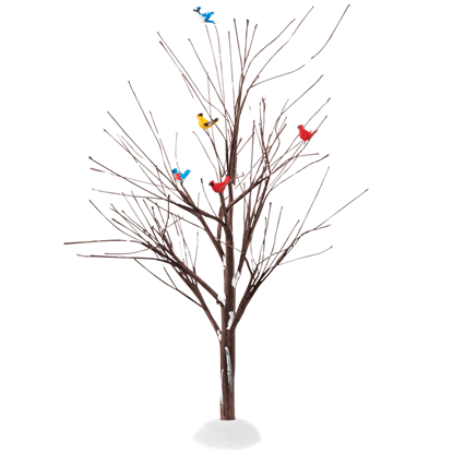 Feathered Friends Tree - Village Landscapes and Trees by Department 56